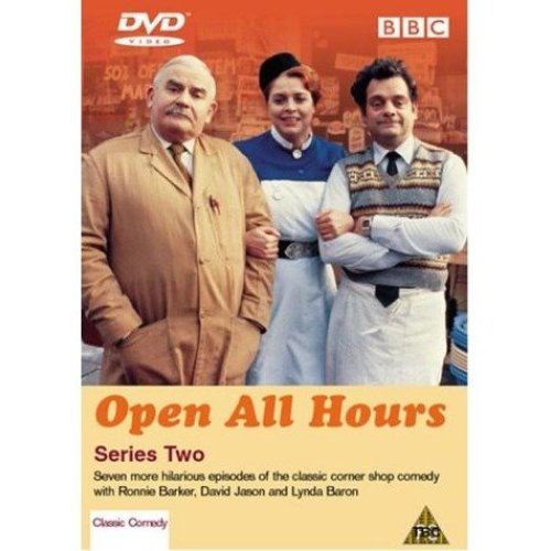 Open All Hours Series 2 DVD [2003]