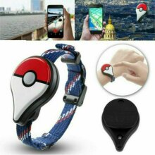 Bluetooth Bracelet Wrist Pokemon Go Plus Game