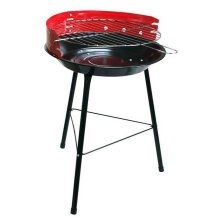 "14"" Kingfisher Portable Round Barbecue 