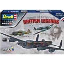 RV05696 - Revell 1:72 - 100 Years RAF: Flying Legends