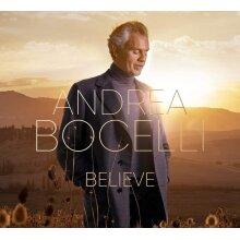 Andrea Bocelli - Believe [CD]