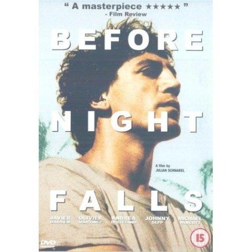 Before Night Falls DVD [2002]