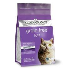 Arden Grange Cat Adult Light Chicken & Potato (4kg)