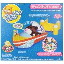 Zhu Zhu Pet Hamster Boat & Dock