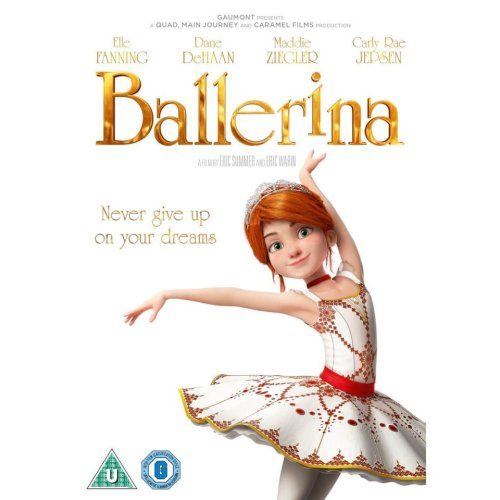 Ballerina DVD   2016