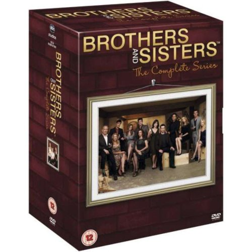 Brothers And Sisters Seasons 1 to 5 Complete Collection DVD [2011]