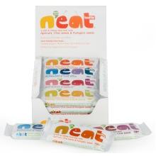 N'eat Bars Mixed Rainbow Taster Box 16x45g