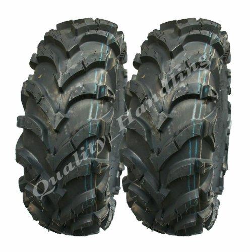 Quad tyres 24x9.00-11 P341 4ply Wanda 'E' Marked ATV tyres - set of 2