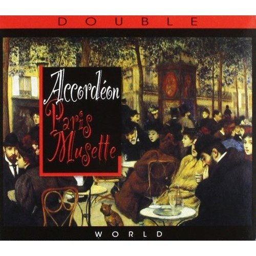 Accordeon - Paris Musette [CD]