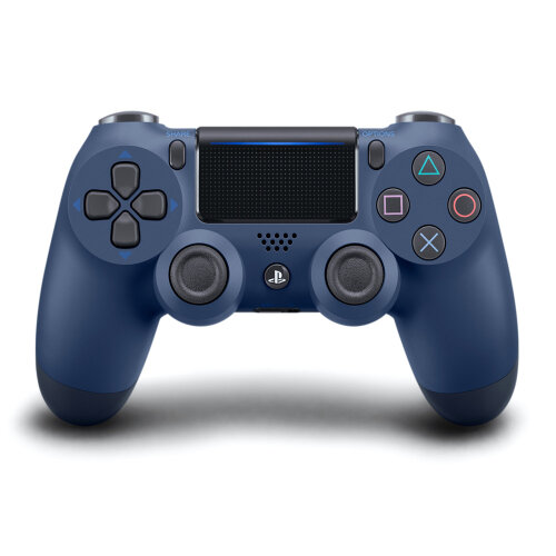 Unofficial DualShock 4 Wireless Controller for PlayStation 4 Midnight Blue