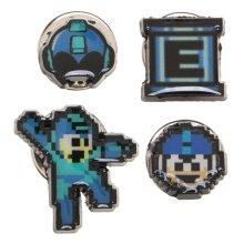 Pin - Mega Man - Lapel New lp7bgjmga