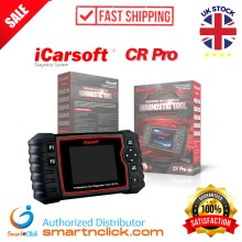 iCarsoft CR Pro diagnostic car scanner All makes All functions