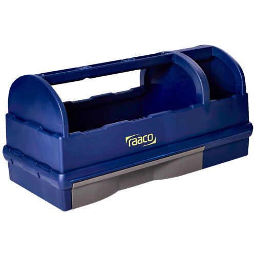 Raaco 137195 3 Compartments & Drawer Open Toolbox