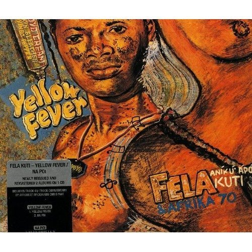 Fela Kuti - Yellow Fever/na Poi [CD]