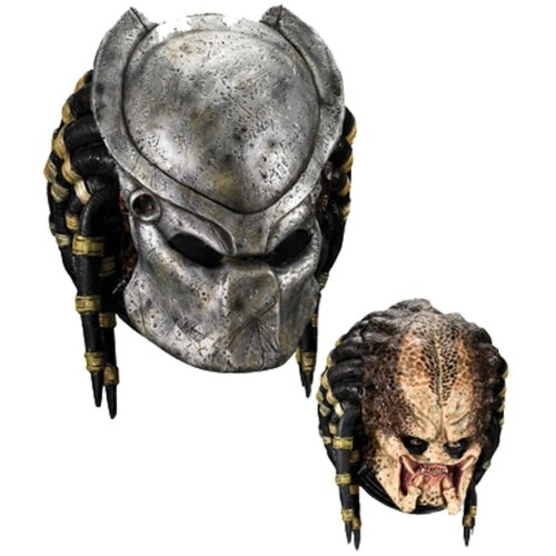 Predator Mask Deluxe For Adults