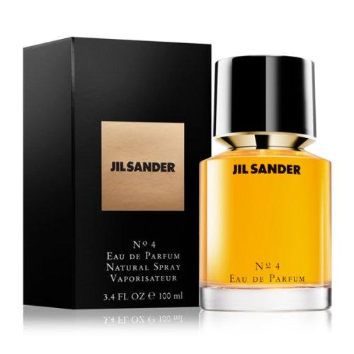Women's Perfume Jil Sander Jil Sander EDP Nº 4