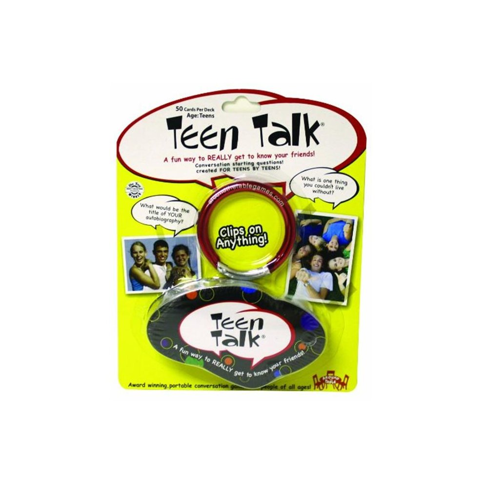 Around the Table Games 0919 Teen Talk