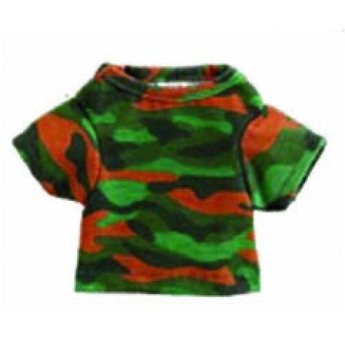 Webkinz Kinz Clothes Army Shirt