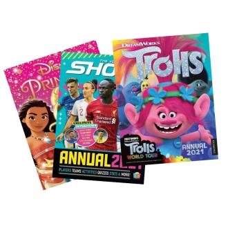 Children's Annuals