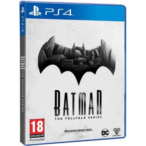Batman the Telltale Series Video Game PS4