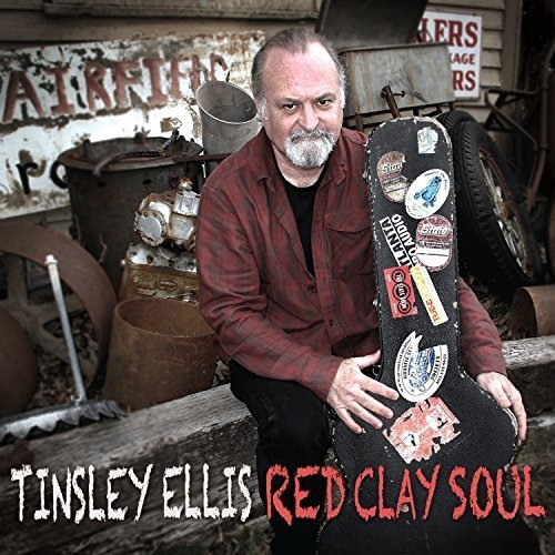 Ellis Tinsley - Red Clay Soul [CD]