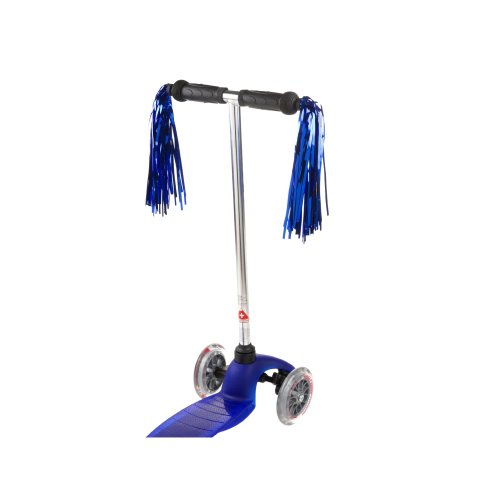 Scoot Scooter and Bike Streamers (Blue)