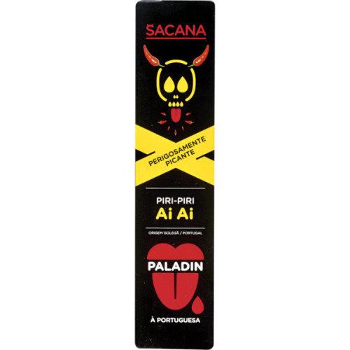 Paladin 'Ai Ai Sacana' Piri-Piri Hot Sauce - 2 x 100ml   Portuguese Piri-Piri Sauce