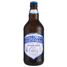 Fentimans  Alcoholic Ginger Beer By Hollows (Fentimans) 500ml x 8