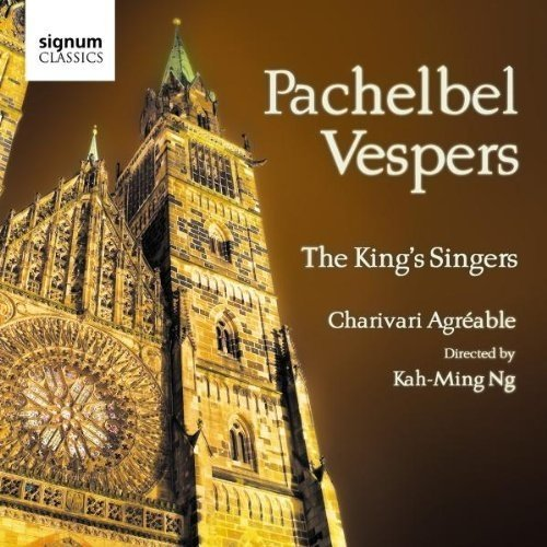 The Kings Singers - Pachelbel: Vespers [CD]