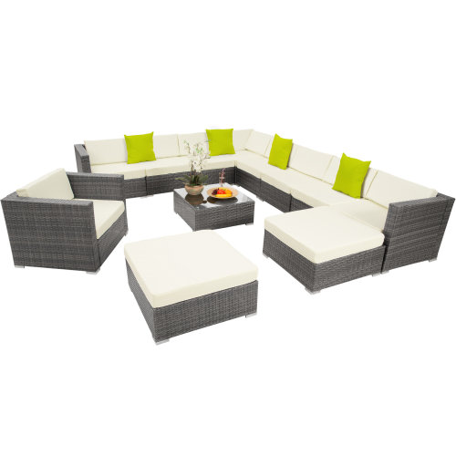 Rattan Garden Furniture Lounge Las