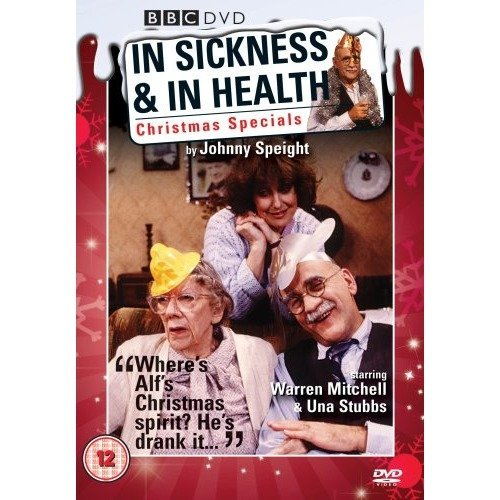 In Sickness & In Health - Christmas Specials DVD [2008]