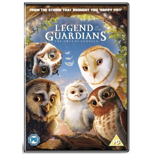Legend Of The Guardians - The Owls Of Ga'Hoole DVD [2011]