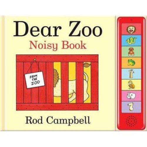 Dear Zoo Noisy Book - Rod Campbell