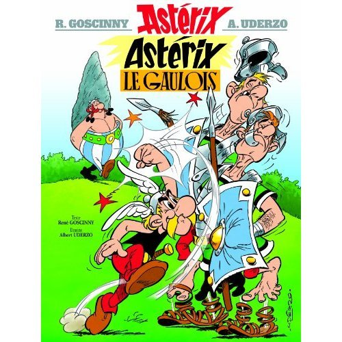 Asterix in French: Asterix le Gaulois