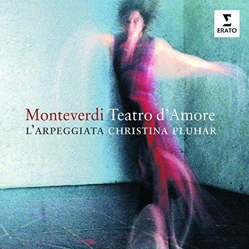 Monteverdi - Teatro Damore [includes 44 Page Booklet] [CD]