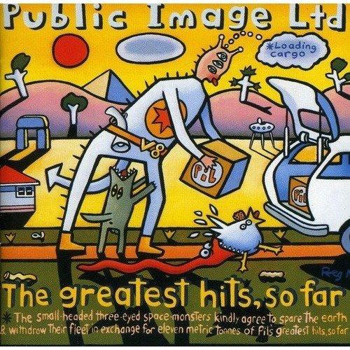 Public Image Ltd - the Greatest Hits... So Far [CD]