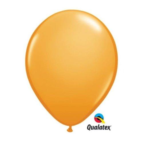 Qualatex 81958 11 in. Orange Latex Balloon