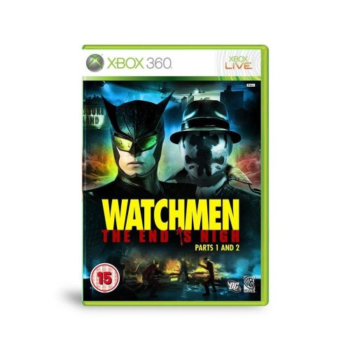 Watchmen The End is Nigh Xbox 360 Game