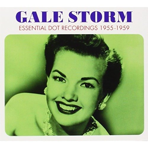 Essential Dot Recordings 1955-1959 Box Set Audio Cd Gale Storm