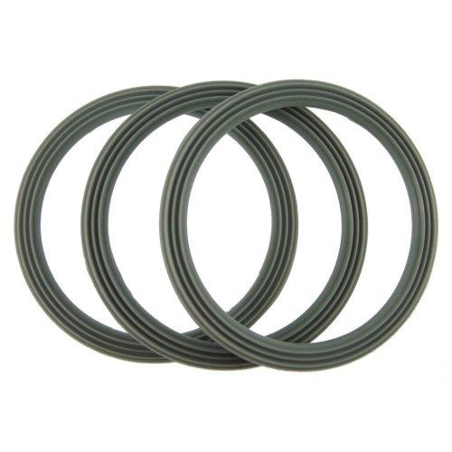 Kenwood FP691 Sealing Ring - Ridged (Pack Of 3)
