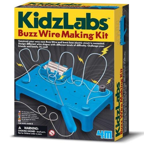 Buzz Wire Making Kit - Kidz Labs Children's Creative Set