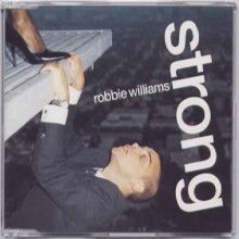 Strong - Robbie Williams CDS