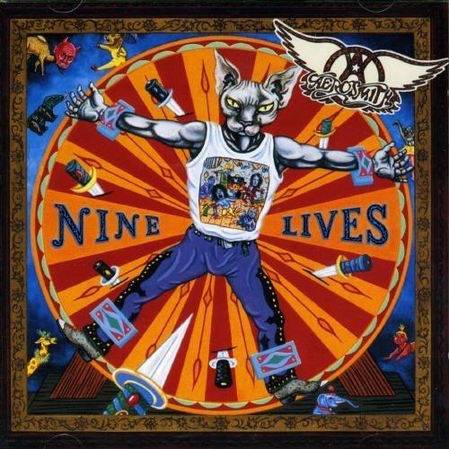 Aerosmith - Nine Lives [CD]