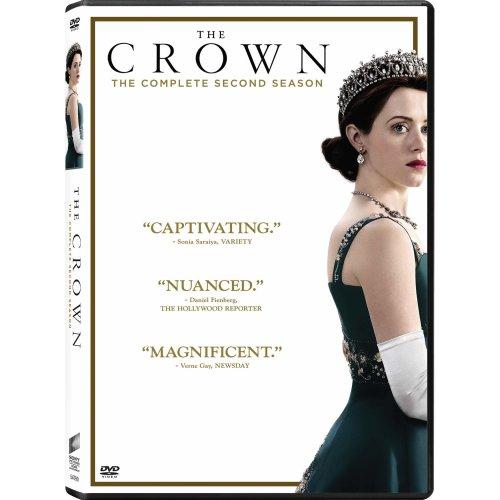 The Crown Season 2 DVD [2018]