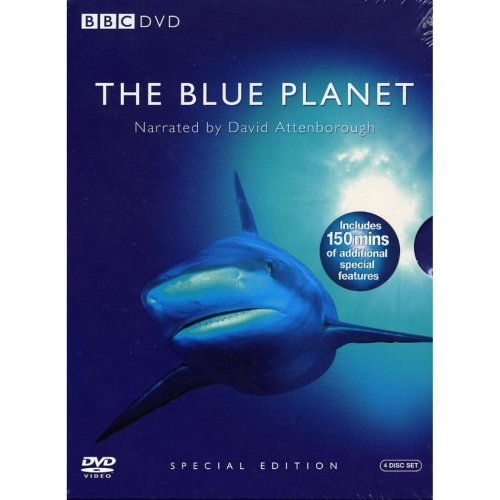 The Blue Planet Complete BBC Series - 2005 | DVD