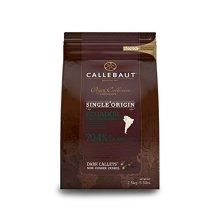 Callebaut Origine, Ecuador dark chocolate chips 2.5kg