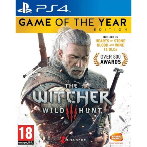 The Witcher 3: Wild Hunt - Game of the Year Edition - Used
