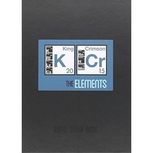 King Crimson - the Elements Tour Box 2015 [CD]