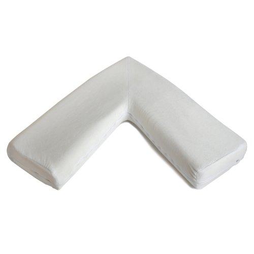 V Shaped Memory Foam Pillow