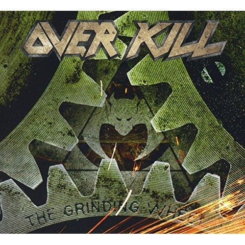 Overkill - the Grinding Wheel [CD]
